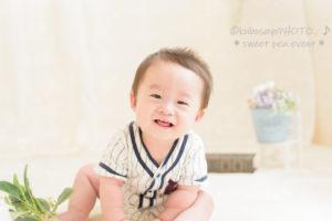 練馬大泉・お菓子の家スイートピー ベビー撮影 kubosayoPHOTO